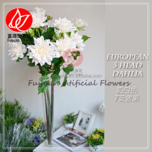 141030 factory direct sale beautiful scenery decorating home artificial dahlia suppliers