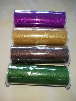 "Glitter 6""x10 Yard Tulle Roll(Nylon and Polyester)"