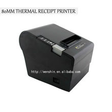 80mm Thermal Receipt Restaurant bill printer with auto-cutter