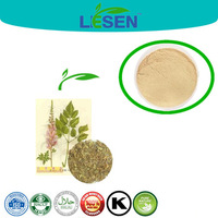 Gotu Kola Herb Extract Powder, Asiaticoside 10%-90% applied in Cosmetics