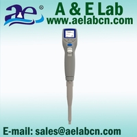 A&E Lab ISO/CE/ROHS/FC Certificated Electronic Pipette With Variable Volume For Your Choosing