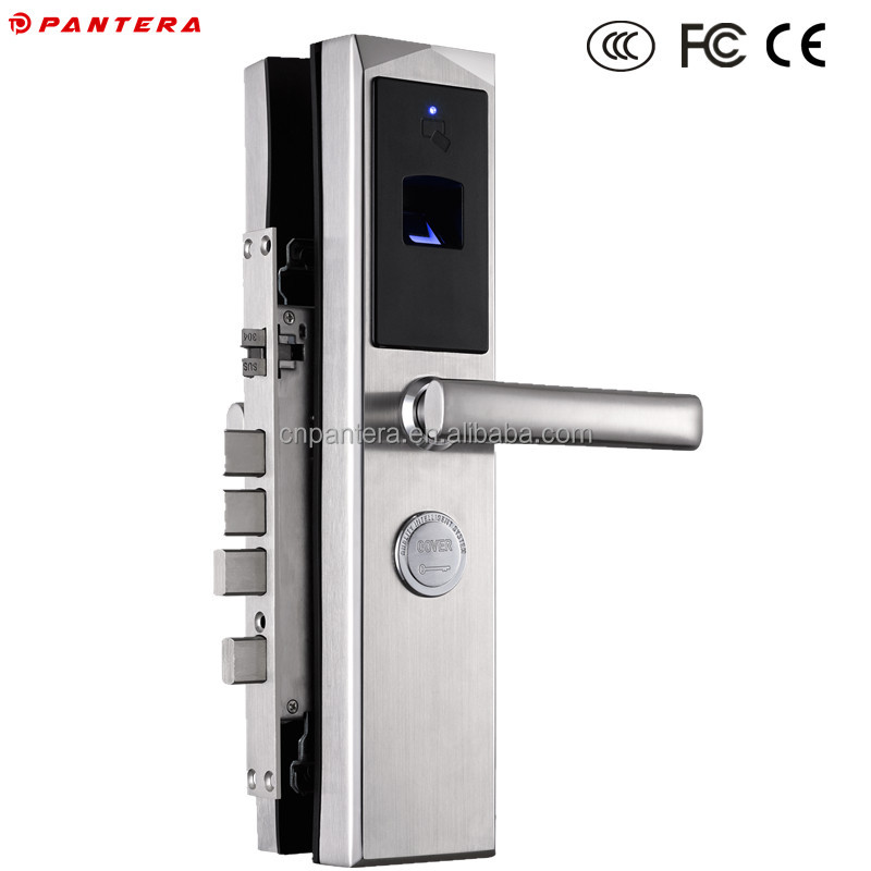 Security Stainless Steel Fingerprint Lock Bio Locks