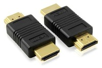 1920*1080p Male to male hdmi adapter hdmi to double hdmi adapter