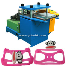 high capacity silicone phone case shaping machine