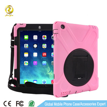 Unbreakable Tablet Protective Back Cover Case For Ipad 2 3 4