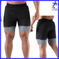 Hot Selling Fitness Running Wear Double