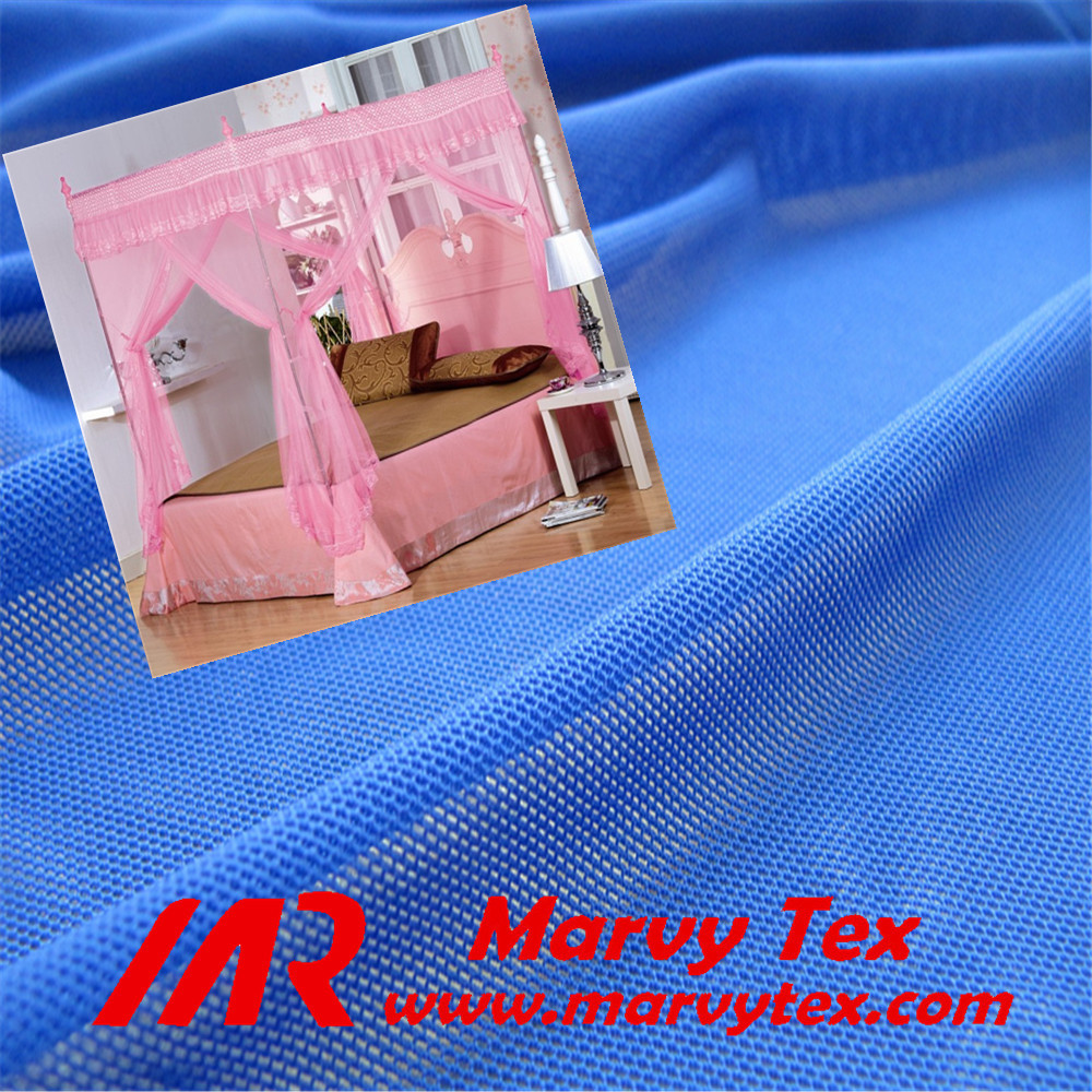 flexible clear mesh fabric for polyester mosquito net mesh fabric