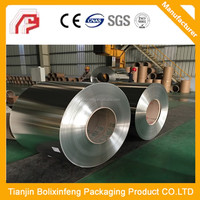 T3 T4 Electronic/Electrolytic Tinplate for Food Can / good price SPCC/MR steel tinplate tin rolls for can making machine