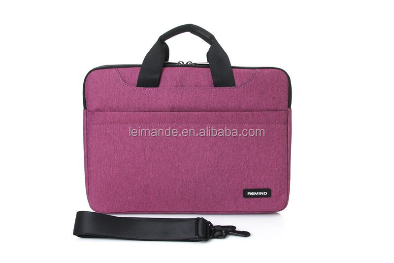 functional and Slim laptop computer bag,modern laptop tote bag