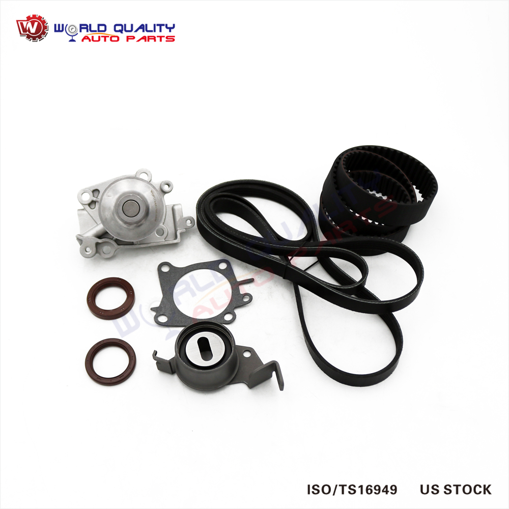 Water Pump Timing Belt Kit Mitsubishi Lancer 2.0L SOHC 4G94 02-07