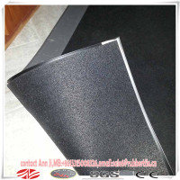 Heavy Duty Commercial Gym Rolled Rubber