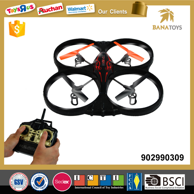 Free shipping 2.4g 4-axis ufo aircraft quadcopter