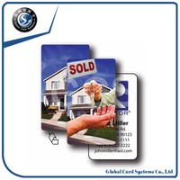 Offset Printing 3D Lenticular Business Cards