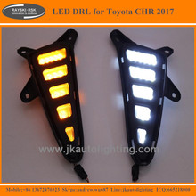 New Arrival Factory Supply LED Daytime Running Light for Toyota CHR High Quality LED DRL for Toyota CHR