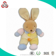 2015 Cute Soft Wholesale Stuffed Clothes For Rabbits for girls and kids