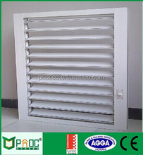 Adjustable Aluminum Louvered Windows,Aluminium Glass Louver Window louvers shutter window