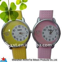 popular girls leather watch