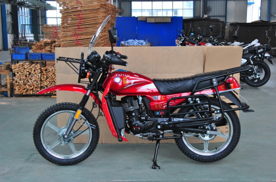 2015 new style popular High quality cheap adult 150cc Chinese motorcycle