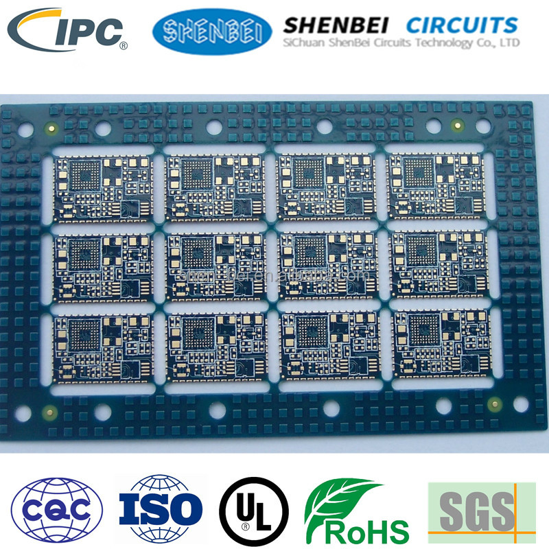 fr4 94v0 rohs audio amplifier pcb board