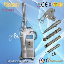 Factory price! powerful and effective anti wrinkle vaginal cleaning and tightening CO2 laser beauty machine