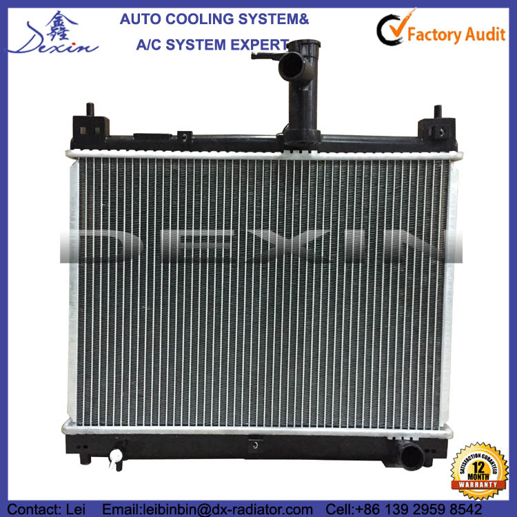 Car Radiator for 2002- Toyota Vios OEM 16400-0M030 16400-0M020