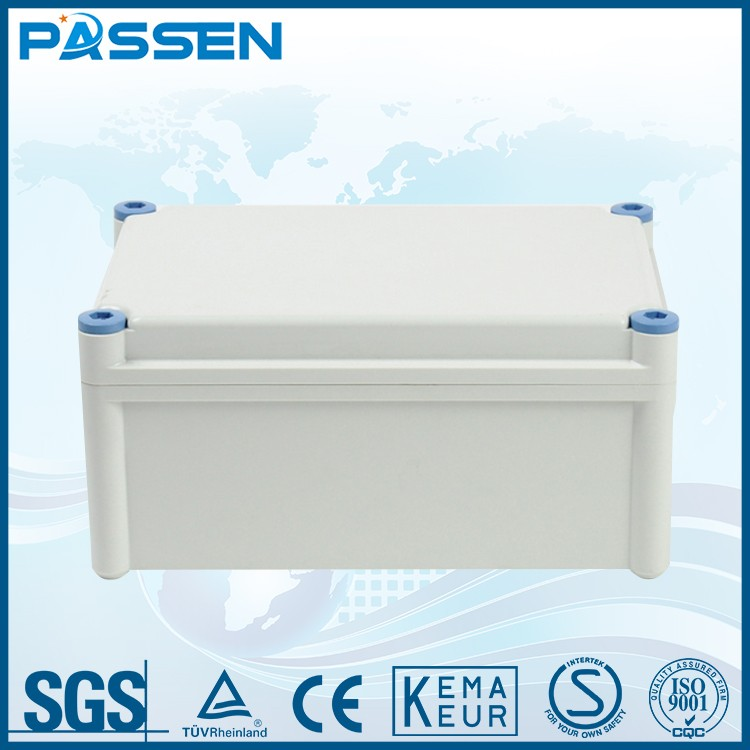 PASSEN high quality waterproof project box plastic electronic enclosure