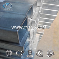 natural gas pipe pre galvanized steel pipe/square tube/hollow sections specifications mild square steel hollow section