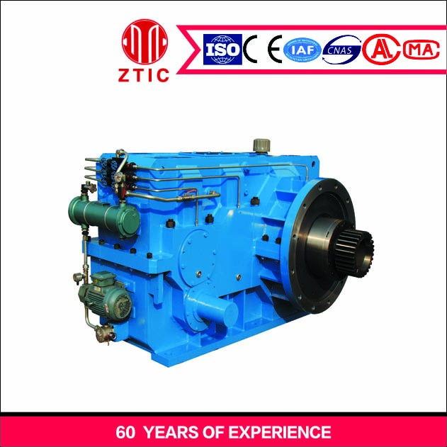 gear reducer for vertical mill