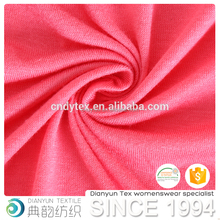 hot new products for 2017 Dianyun good quality micro polyester jersey fabric