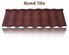 Hot selling color corrugated roofing sheet , synthetic spanish roof tile, stone bond roof tile