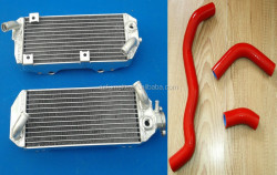 Motorcycle For Yamaha YZF450 YZ 450 F WR450 WR 450 F 07-09 2007 2008 09 aluminum alloy radiator and hose