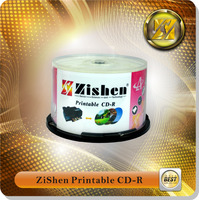 China Wholesale 52X Blank Printable Cd