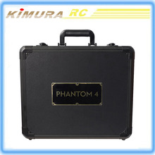 Aluminum Protective Case Outdoor Carry Box without foam for Phantom 4 Drone Quadcopter