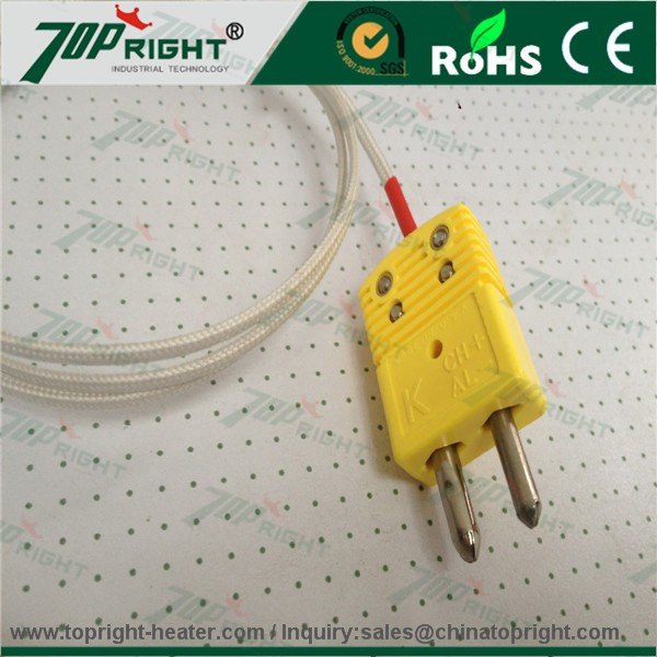 dual K/J/E/T/Ntype cheapest heat industry-purpose thermocouple