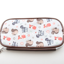PU Leather Cosmetic Makeup Bag Pouch Bag Cosmetic