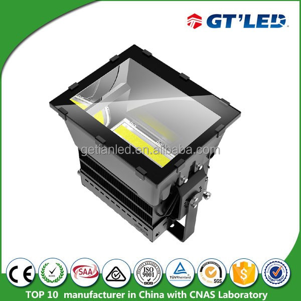 500W 1000W Led Floodlight For Outdoor Project IP65 Lighting 5 yrs warranty Football Stadium Lighting