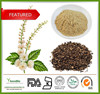 Pure Black Cohosh Extract, Black Cohosh Extract Triterpene Glycosides for Drugs and Nutritional Supplements