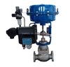 ACV-1100 Series Top Guide Single Seated Type Globe Control Valve