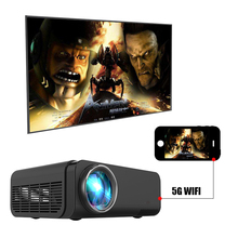 cheap 1080p projector portable digital multimedia lcd projector