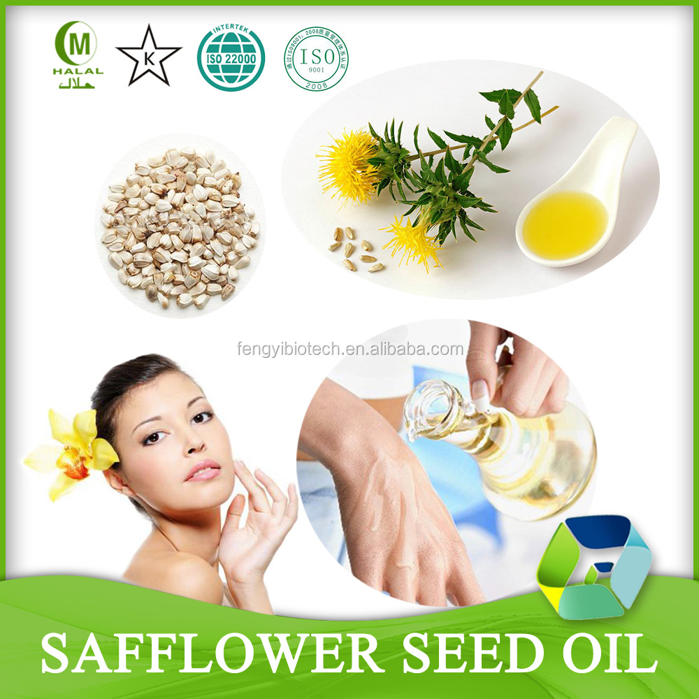 Medical Grade Safflower Essential Oil with Excellent Quality