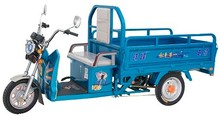 three wheeler high quality electric cargo trucks