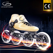 Professional 33-44 Size PU Wheel Speed Roller Skates Outdoor Sports
