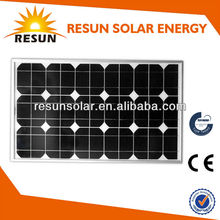 suntech cheap and mini solar panel 65w with 100% TUV CE solar system for home and inverter