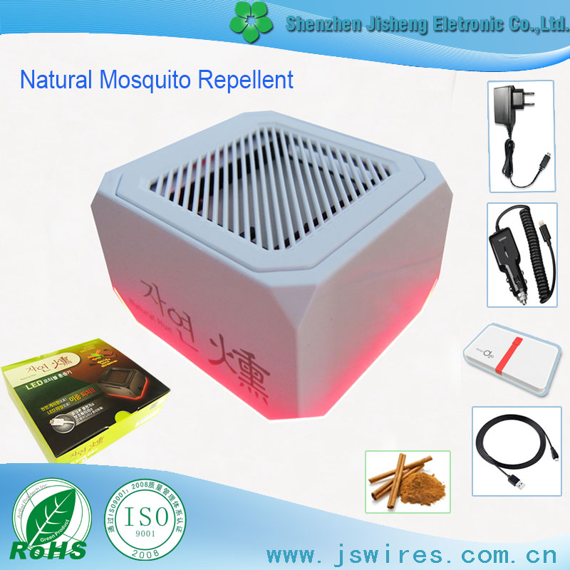 Newest Design Portable Mosquito Repellent Air Freshener,Natural Led Electronic Mosquito Killer With Anti Mosquito Patch