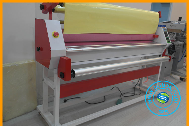 High precision 1600mm matt lamination machine