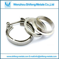 vband clamp kits for exhaust system