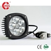 Hot! car accessories 12V 24V led work lamp 5000 lumen 48W 50W 51W 60W led work light for jeep truck offroad,auto parts,atvs