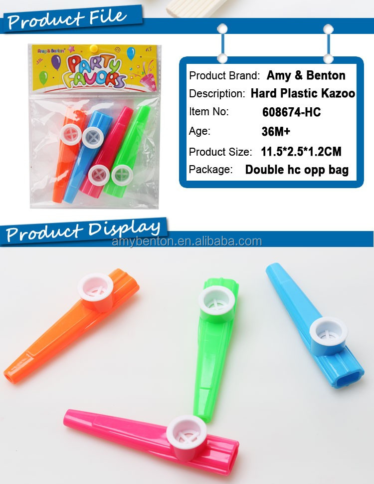 Cheap Educational Toys : Educational toys cheap small plastic kazoo musical