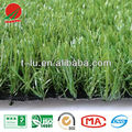 Green natural use in football field Artificial soccer grass