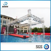 seek supply high quality aluminum truss roof system